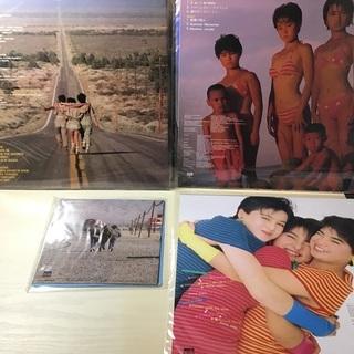 少女隊(元アイドル)のレコードです。