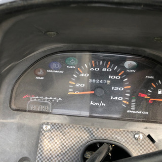 ヤマハ マジェスティ 125cc