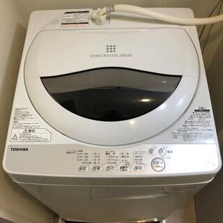 ■■2018年製 / 東芝 全自動洗濯機 / 5kg / AW-...