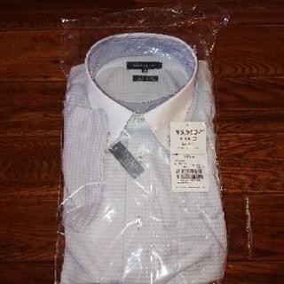 未使用 メンズ 半袖ワイシャツ XL