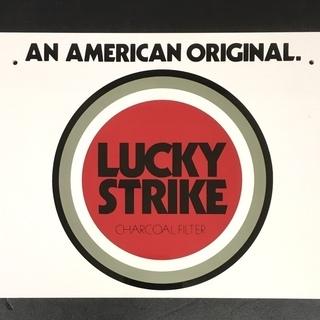 入手困難◆◇LUCKY STRIKE ラッキーストライク ビンテ...