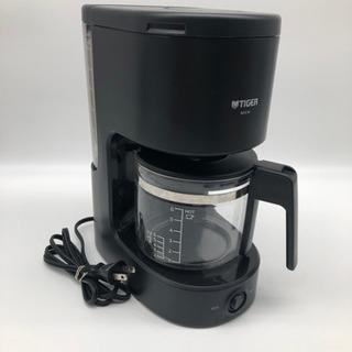 タイガー コーヒー メーカー 6杯用 シャワードリップ方式 ブラ...