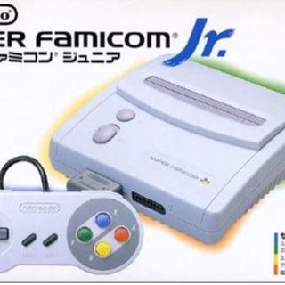 スーパーファミコン  Jr 買います。