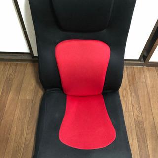 【おしゃれ】値下げしました!座椅子 180°まで!
