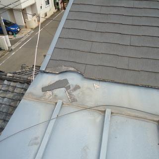雨漏り・屋根修理承ります。