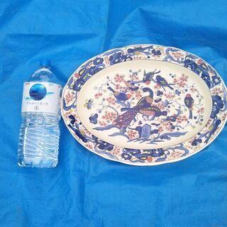 楕円 大皿