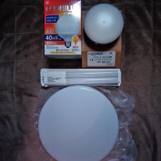 【新品】アイリスオーヤマ LED 照明器具いろいろ