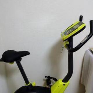 ALINCO プログラムバイク フィットネスバイク
