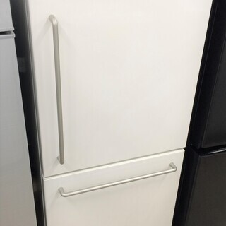 J312 2か月保証付き! 無印良品 2ドア 冷凍冷蔵庫 深澤直...