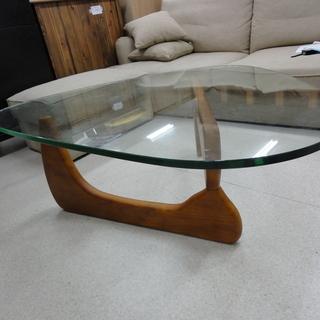 イサムノグチ ノグチテーブル ガラス天板 コーヒーテーブル【ユー...
