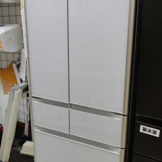 HITACHI/日立 6ドア冷蔵庫 430L R-XG4300H...