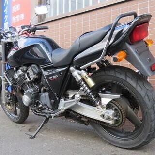 HONDA CB400SF NC31 ホンダ 400cc 22602km ブラック 1994年式 売り切り! 実動! バイク 札幌発 − 北海道