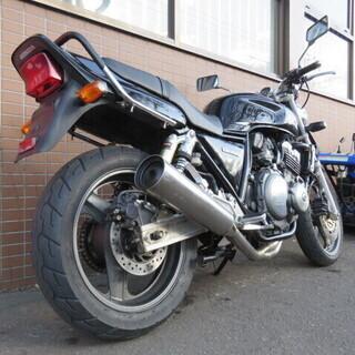 HONDA CB400SF NC31 ホンダ 400cc 22602km ブラック 1994年式 売り切り! 実動! バイク 札幌発 - 売ります・あげます