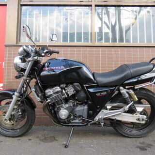 HONDA CB400SF NC31 ホンダ 400cc 22602km ブラック 1994年式 売り切り! 実動! バイク 札幌発 - バイク