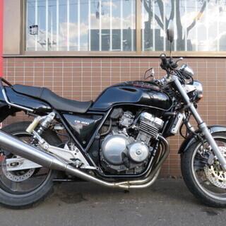 HONDA CB400SF NC31 ホンダ 400cc 22602km ブラック 1994年式 売り切り! 実動! バイク 札幌発 - 札幌市