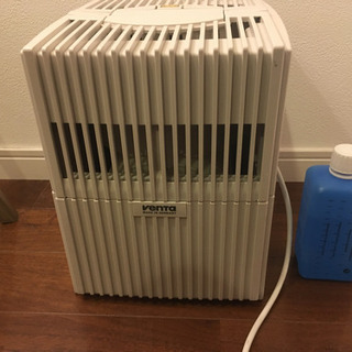 ドイツ製ベンタ 加湿器 空気清浄器 ハイジェン液付き