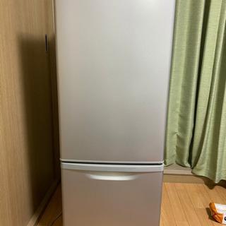 Panasonic 168L 冷蔵庫【美品】