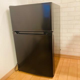 【2019年製】冷蔵庫(冷凍室あり)