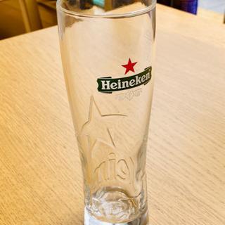 新品 未使用 Heineken ビアグラス