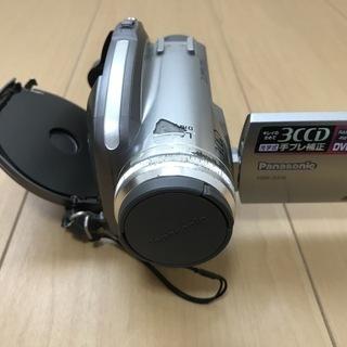 ビデオカメラ DVDデジカム(VDR-D310-S)