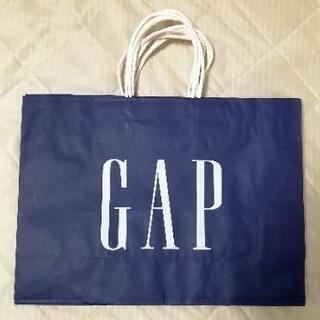 新品 ベビーギャップ 紙袋 GAPショッパー 大 5枚セット