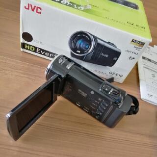 美品!JVC KENWOOD ビデオカメラ SDカード対応  G...