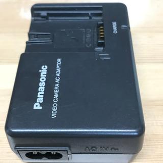 充電器 パナ製 ビデオカメラ用 VSK0650 電源ケーブル