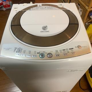 洗濯機 お譲りします。