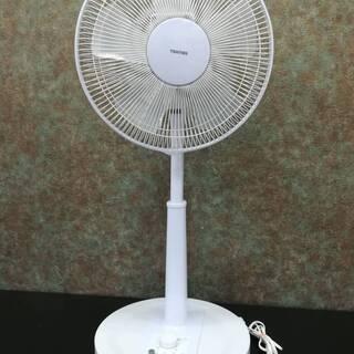 30cmリビングメカ扇風機 TEKNOS 2015年製