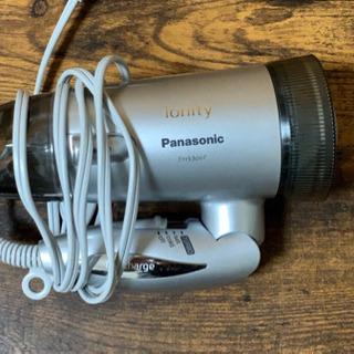 【Panasonic製】ヘアドライヤー ionity