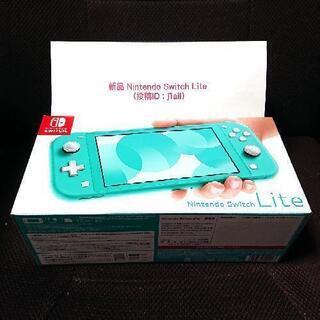 値下げ 新品 Nintendo Switch Lite