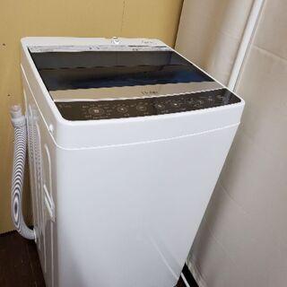 2019年式5.5キロ洗濯機を売ります。(掃除済み)