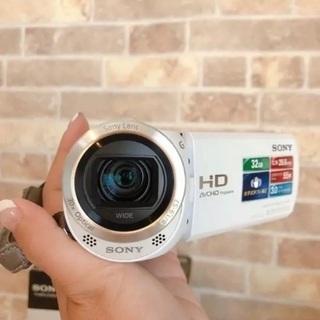 SONYビデオカメラ