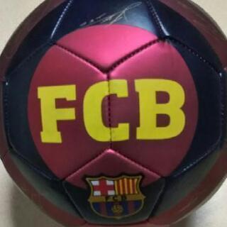 【希少・お値下】FCB サッカーボール 4号