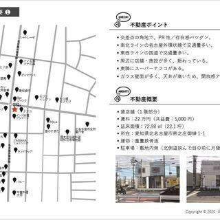 北名古屋市の賃貸店舗[夜のみ] を格安で賃貸します!