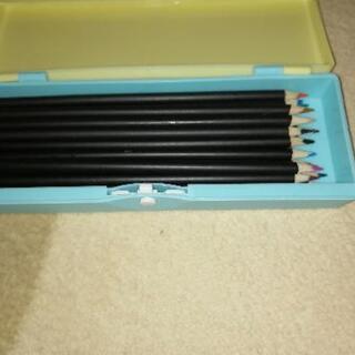 色鉛筆20色ケース付き