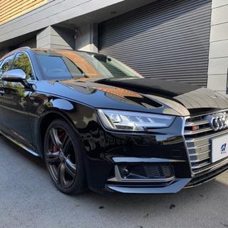 Audi S4アバント 程度良好です