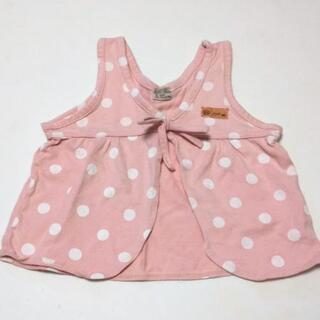 子供服 女の子 80サイズ トップス 羽織物