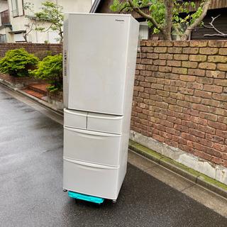 ★427L パナソニック自動製氷付 冷蔵庫 NR-ETF433 ★