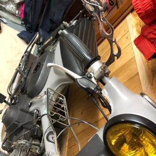 商談中です。カスタムカブ!タイヤ新品!交換可能! − 北海道