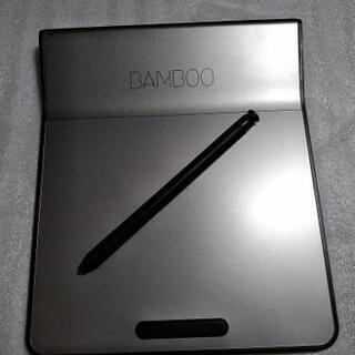 [wacom] ペンタブ BANBOOPAD