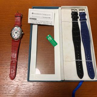 marco camozzi☆腕時計