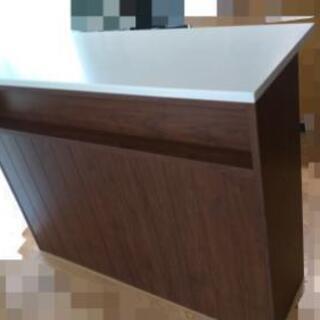 キッチンカウンター(天板:人造大理石)