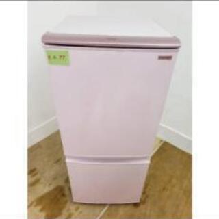 冷蔵庫 SHARP ピンク«お値下しました»