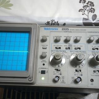 オシロスコープ テクトロニクス2225