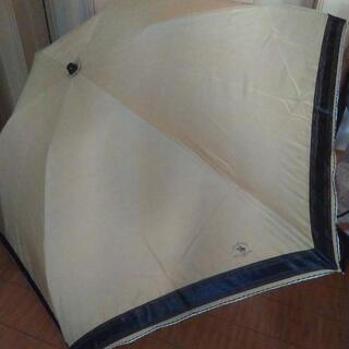 サンタバーバラ晴雨兼用折りたたみ傘新品