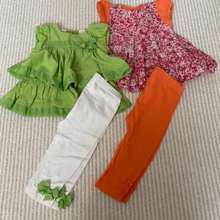 ハワイ購入ドレス&レギンス 12M