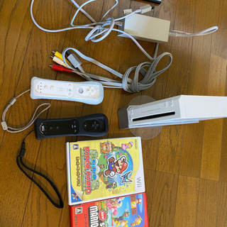 wii本体 ソフトセット