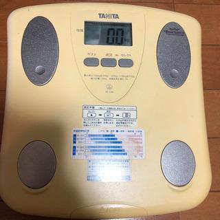 体重計 タニタ