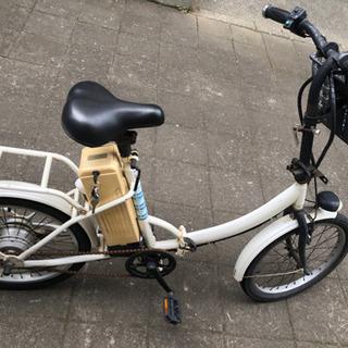 (決まり)電動自転車の画像